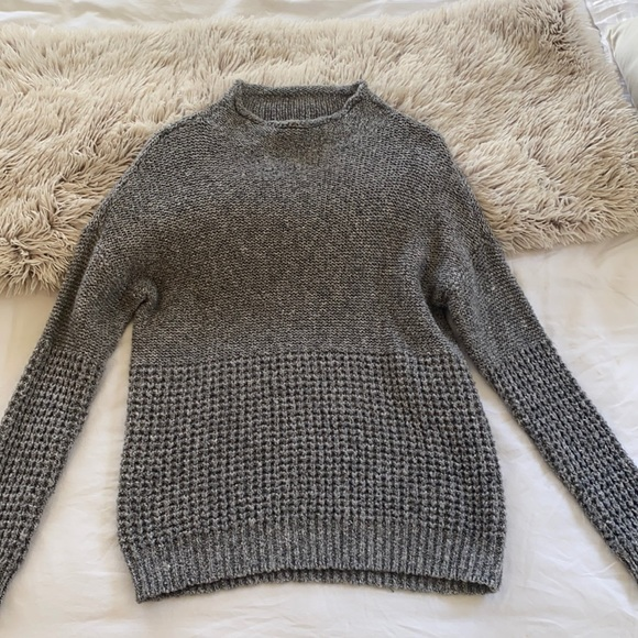 Knitted American Eagle Sweater, Medium